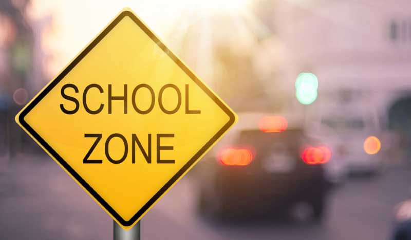 The Maher Law Firm Wants You To Be Hands Free in Florida School Zones